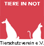 tiere in not banner
