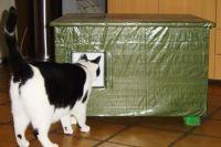 katzenschlafhaus